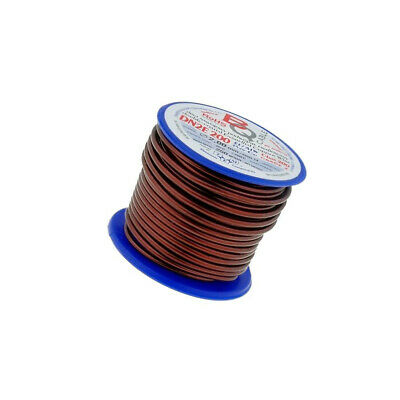 DN2E2.00/0.25 Coil wire double coated enamelled 2mm 0,25kg -65÷200°C BQ CABLE