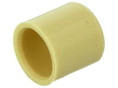 10x WSM-1820-20 Sleeve bearing Out.diam20mm Int.dia18mm L20mm yellow IGUS