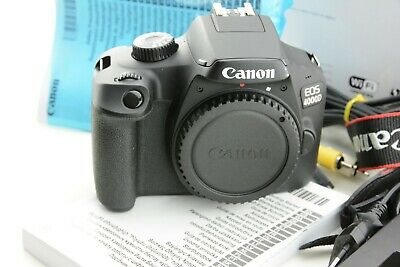 Canon EOS 4000D18mp DSLR Kamera,  Body, TOP