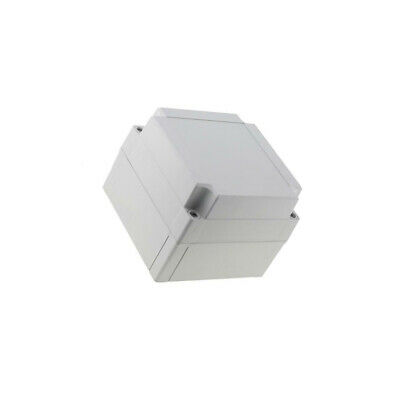 ABS125/100HG Enclosure multipurpose MNX X130mm Y130mm Z100mm ABS grey FIBOX
