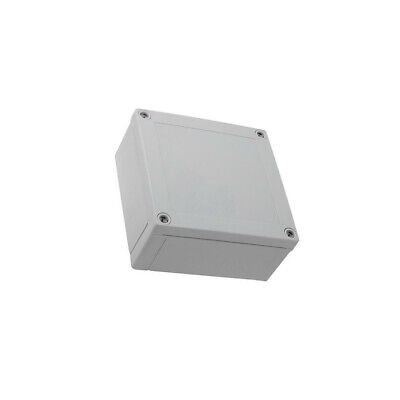 ABS125/60HG Enclosure multipurpose MNX X130mm Y130mm Z60mm ABS grey FIBOX