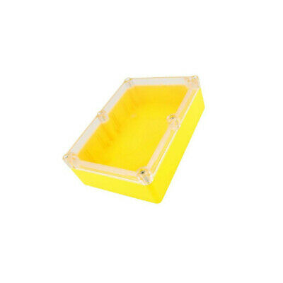 Z-74H/YE Enclosure multipurpose X126mm Y176mm Z57.4mm ABS yellow Z74HYELLOW