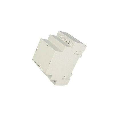Z107J-ABS-V0 Enclosure for DIN rail mounting Y90mm X52mm Z65mm ABS  KRADEX