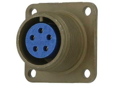 97-3102A-14S-5S Connector military Series 97 socket female PIN 5