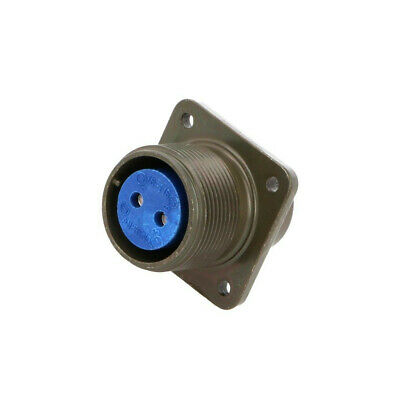 97-3102A-16-11S Connector military Series 97 socket female PIN 2