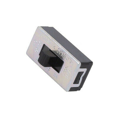 DS156-C Switch slide Positions3 SP3T 2A/250VAC ON-OFF-ON -10÷55°C  MIYAMA