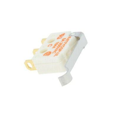 F4T7YCGPUL Microswitch SNAP ACTION with lever SPDT 5A/250VAC ON-ON  SAIA-BURGESS