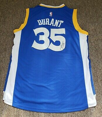 e42ad2ea052 KEVIN DURANT signed autographed GOLDEN STATE WARRIORS Jersey w  COA