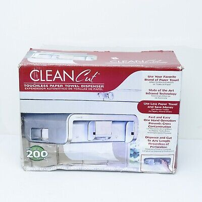 Clean Cut CC3300 Automatic Touchless Paper Towel Dispenser, As New Never Used,