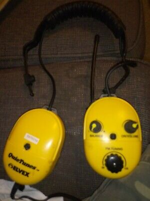 Elvex QuieTunes AM/FM Radio Earmuffs