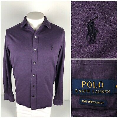 Lauren Polo Knit Ralph Cotton Estate Shirt Fit New125 Slim Dress LqpSMUGzV