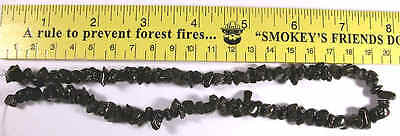 Medium Meteorite Chip Beads made from NWA 869