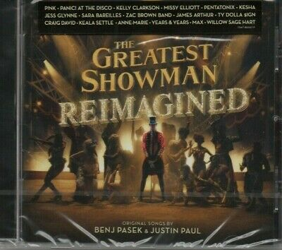 The Greatest Showman - Reimagined - Various    *New & Sealed Cd Album*