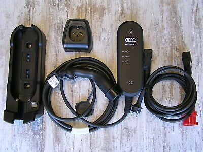 EV Portable Charger TYPE2 11kW three phases (AUDI e-Tron)