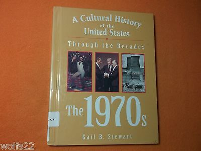 The 1970s A Cultural History of the United States Energy Crisis Feminism Nixon