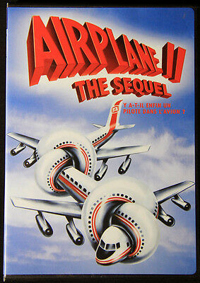 L000053 DVD / AIRPLANE II THE SEQUEL / 1982 / ENG-FR Robert Hays / Julie Hagerty