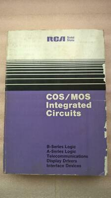RCA Solid State COS/MOS Integrated Circuits Manual  SSD-250B  Printed 1980