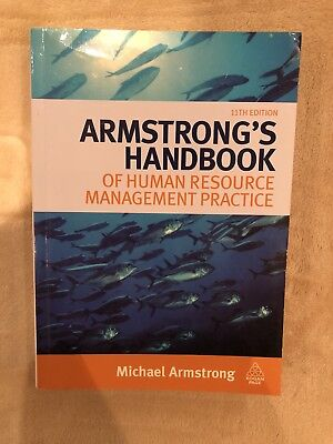 Armstrong Handbook of HRM Practice By Armstrong, Michael 2009 Human Resource