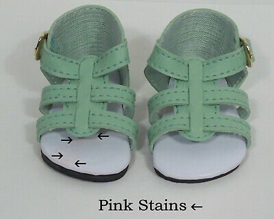 "Debs LT Light PINK Classic Doll Shoes For 16/""- 17/"" Sasha"