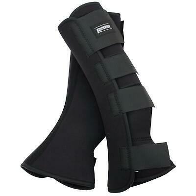 Roma Neoprene Stable Field Mud Fever Protection Lightweight Turnout Leg Wraps