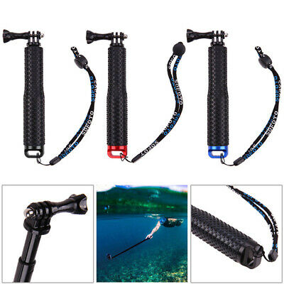 Sports Waterproof Monopod Selfie Stick Pole Handheld For GoPro Hero 7 6 5 4 3+ 2
