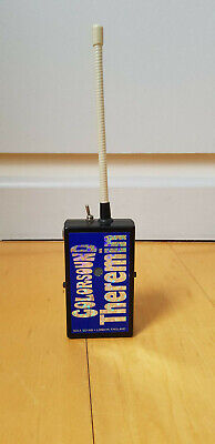 Colorsound Pocket Theremin - Longwave RARE