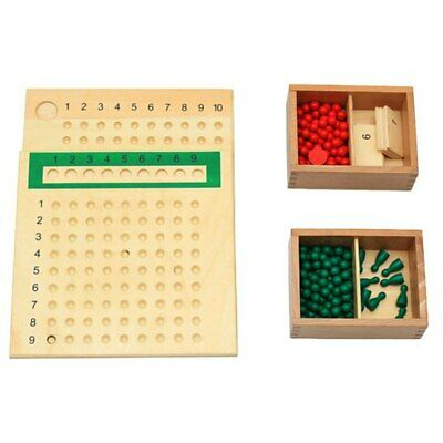 3X(Child learning toy Multiplication division and educational toys and math4R3)