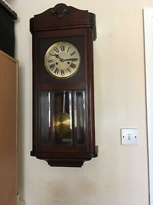 HAC Wall Clock With Orchestral Gong Chimes