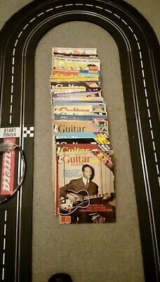 Guitar Player Magazine ...various ...from 1982 to 1992.   24 in total !