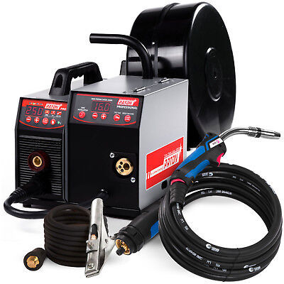 MIG Welder Pulse welding machine Professional portable inverter PATON 250 AMP