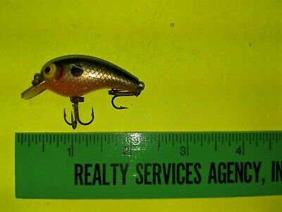 Sports Mem, Cards & Fan Shop Bass Fishing Auction 0032 Cotton Cordell Big O Crankbait