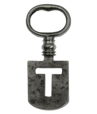 "Victorian ODELL Latch Key 2½"" - Edinburgh Tenement - ref.k146"