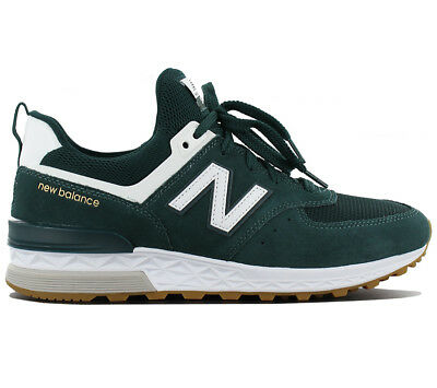 632a9b5560fde8 New Balance Lifestyle 574 MS574FCJ Homme Chaussures Baskets Sneakers MS574  Neuf