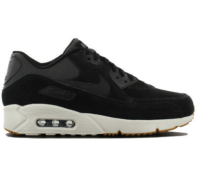 Dettagli su NIKE AIR MAX 90 ULTRA 2.0 LTR LEATHER NERA N.45 LIMITED NEW COLOR PELLE NEW 97