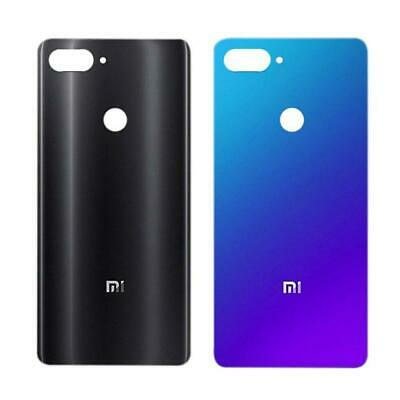 Replacement For Xiaomi Mi 8 Lite Rear Housing Battery Glass Back Cover + Glue UK