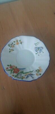 Vintage Collingwood bone china saucer collectable plate