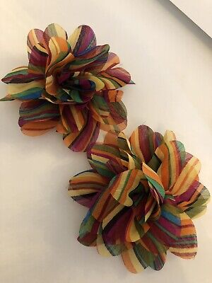 Colourful Shoe Accessory /  Clip / Wedding Accessories / Party Accessories