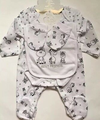 New Bebe Bonito 6 Piece Baby Boy Set Clothing, Shoes & Accessories