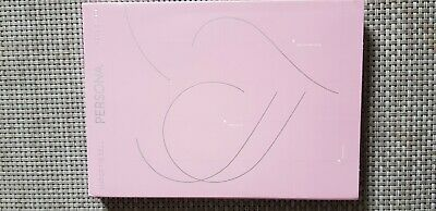 bts map of the soul persona album version 1- no photocard or postcard