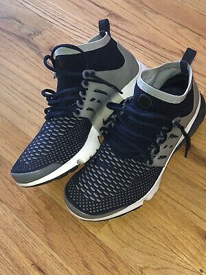 huge selection of 994f8 6e7de NIKE AIR PRESTO Flyknit Acronym Off White UNC 270 720 Air ...