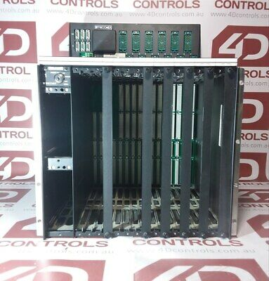 Triconex 8110 Chassis High Density Main 10A 120VDC - Used