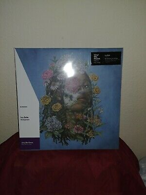 IVY SOLE Overgrown LP Clear Vinyl Me Please Record VMP Limited Edition Sealed