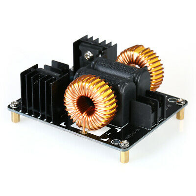 ZVS 1000W Low Voltage Induction Heating Board Module Flyback Driver Heater J3N7