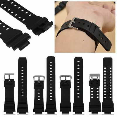 Replacement Silicone Watch Band Strap for Casio0 G Shock G-8900 9052 5600 6900