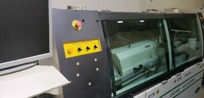 Lead Free Wave Solder Machine, Technical Devices Nu Era CV16, Quality SMT solder