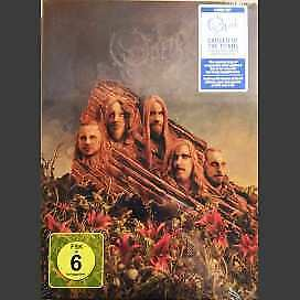 Opeth - Garden Of The Titans (Opeth Live At Red Rocks Amphitheatre) (DVD, CD)