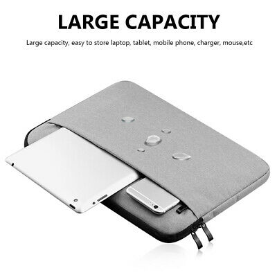 For MacBook Air Pro Lenovo HP Dell Asus Notebook Cover Laptop Sleeve Case Bag