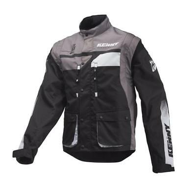 KENNY Track Enduro Jacke 2019 schwarz Motocross Enduro MX Cross