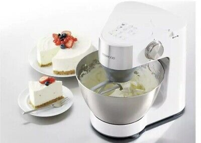 Kenwood KM280 Prospero Compact 4.3L Food Mixer with Blender - 900W - White