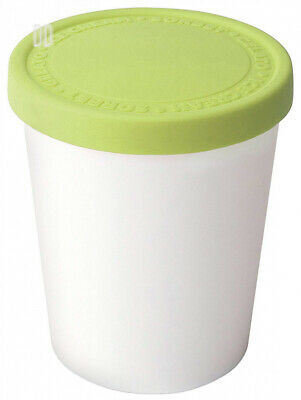 Pink Stack-Friendly Sweet Treat Ice Cream Tub Tovolo Tight-Fitting